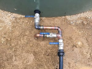 gas connections