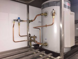 Rheem Hot Water Tank