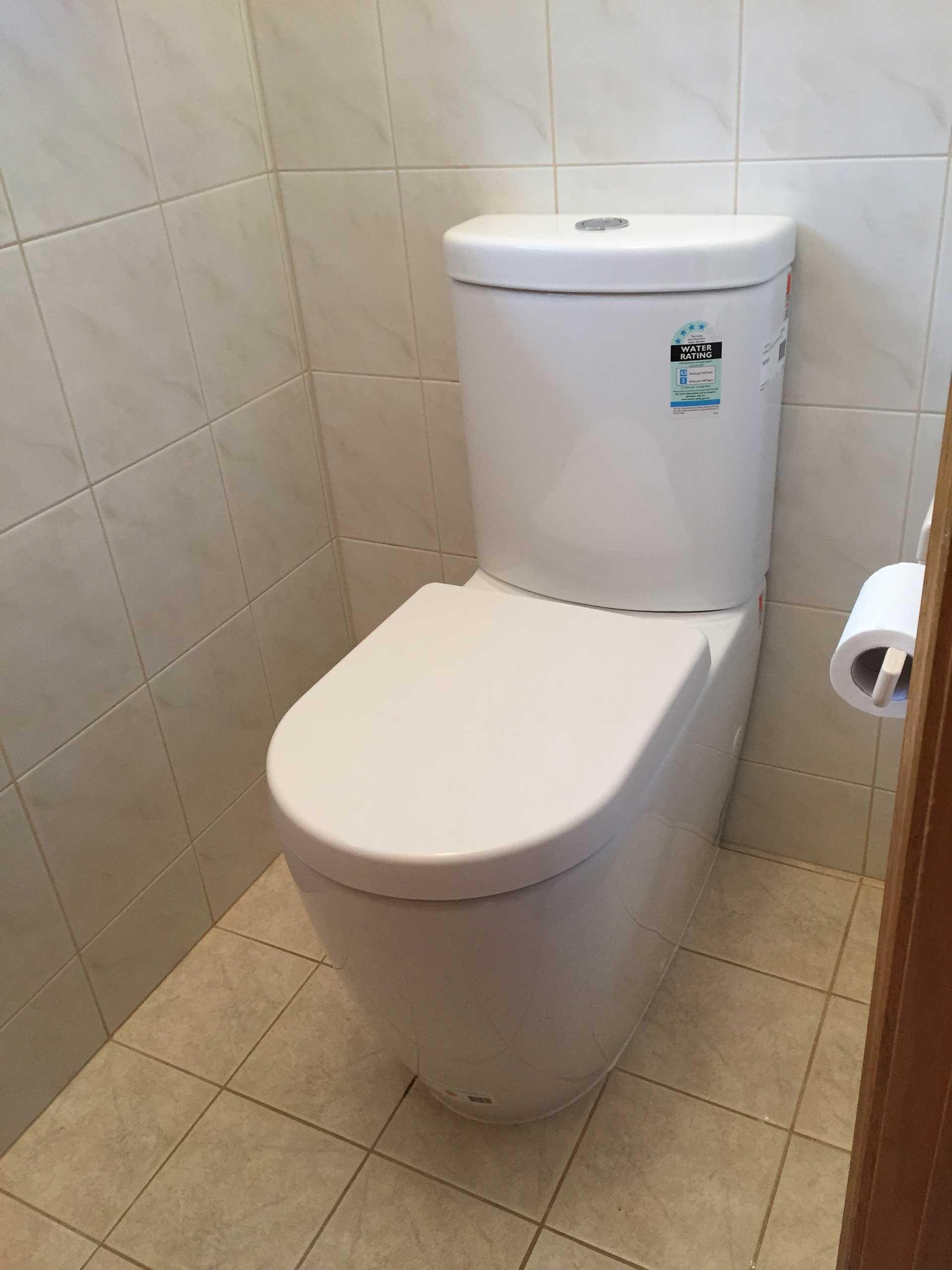 toilet installations