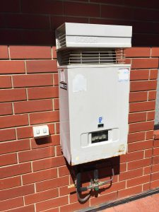 Bosch Hot Water Installation