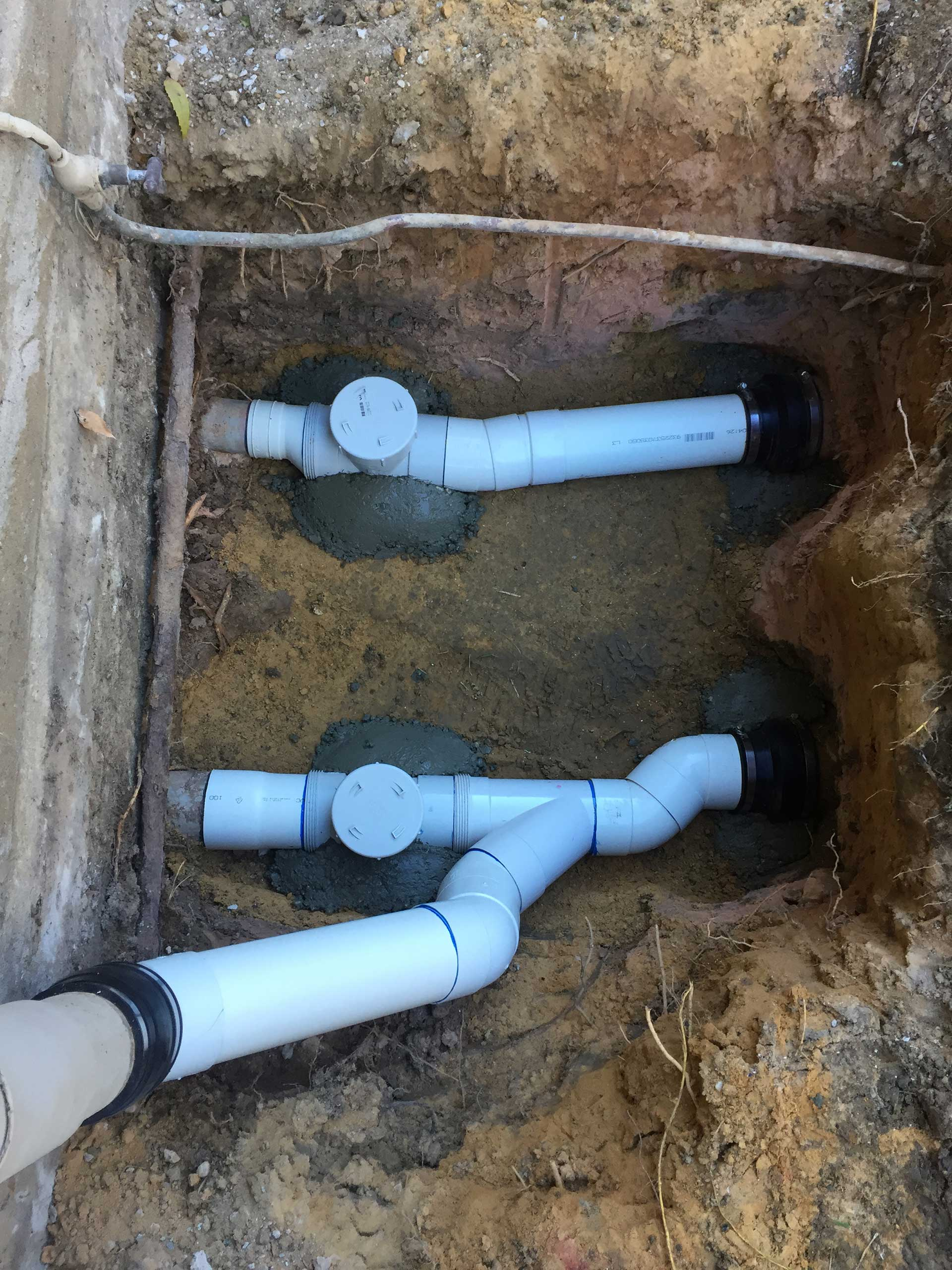 Blocked pipe repair Adelaide