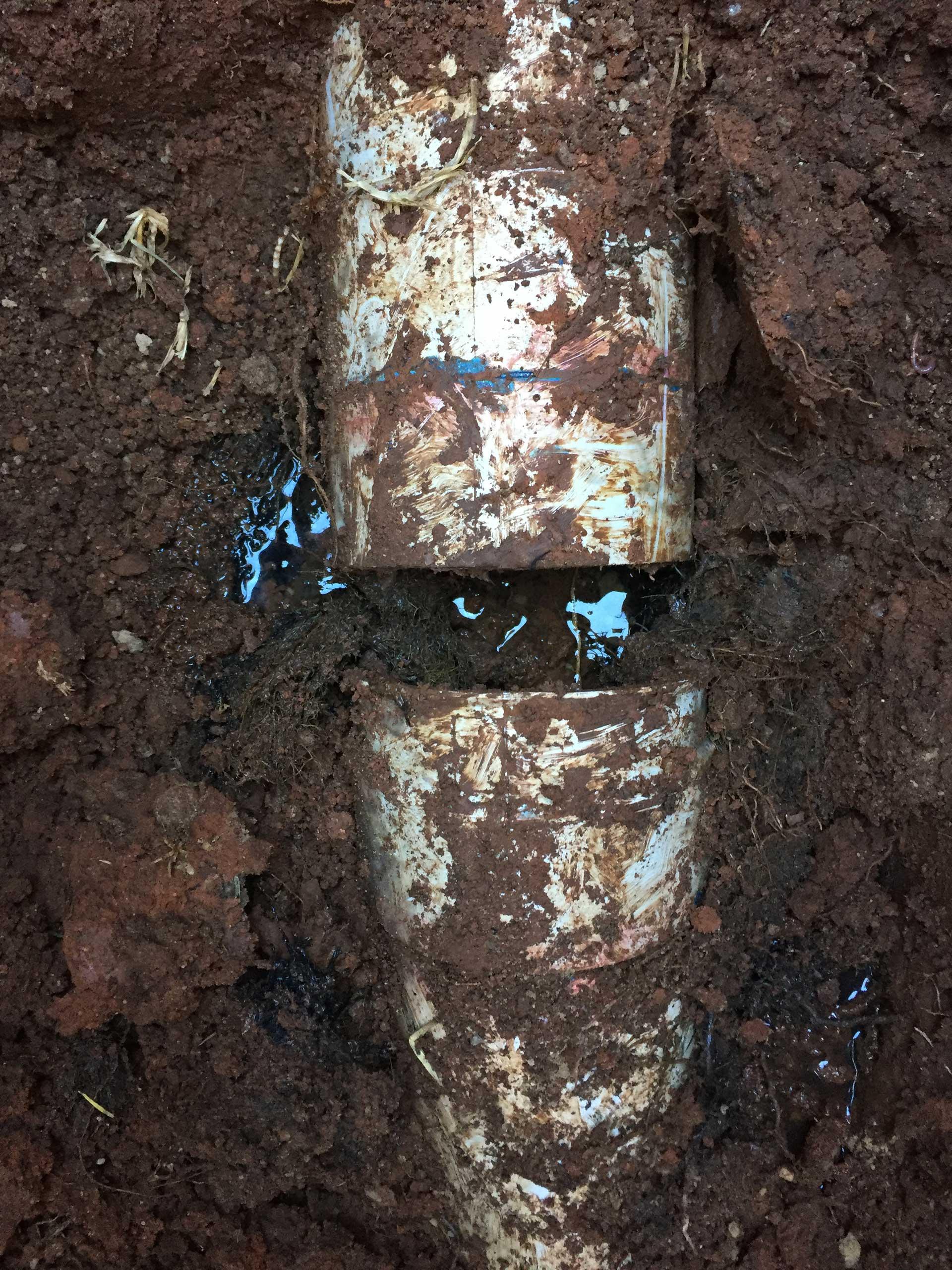 Broken pipe Adelaide