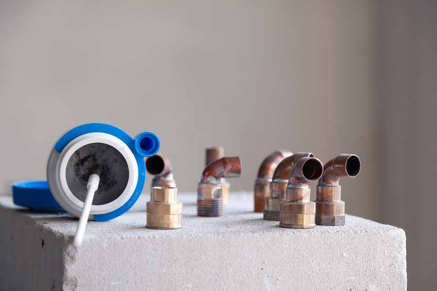 Copper Pipe Fittings Gas Leak