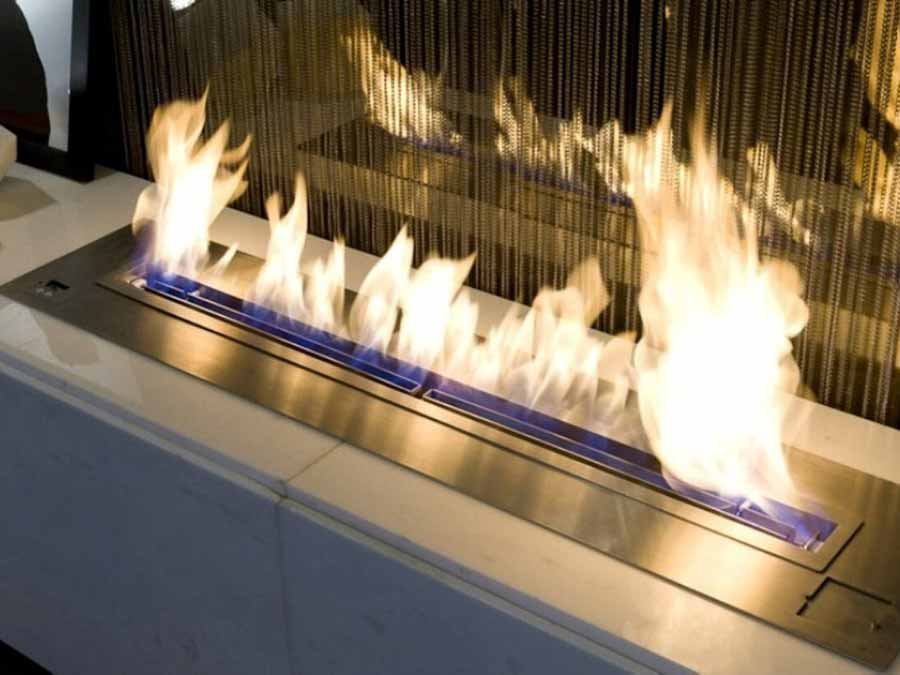 Gas Heating Installation