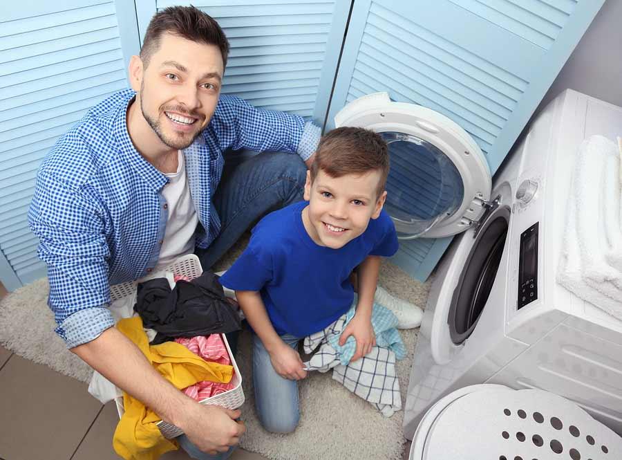 Laundry Renovations Family